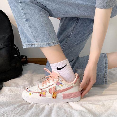 chaussures nike air force 1 fille - Shopping en ligne pour ...